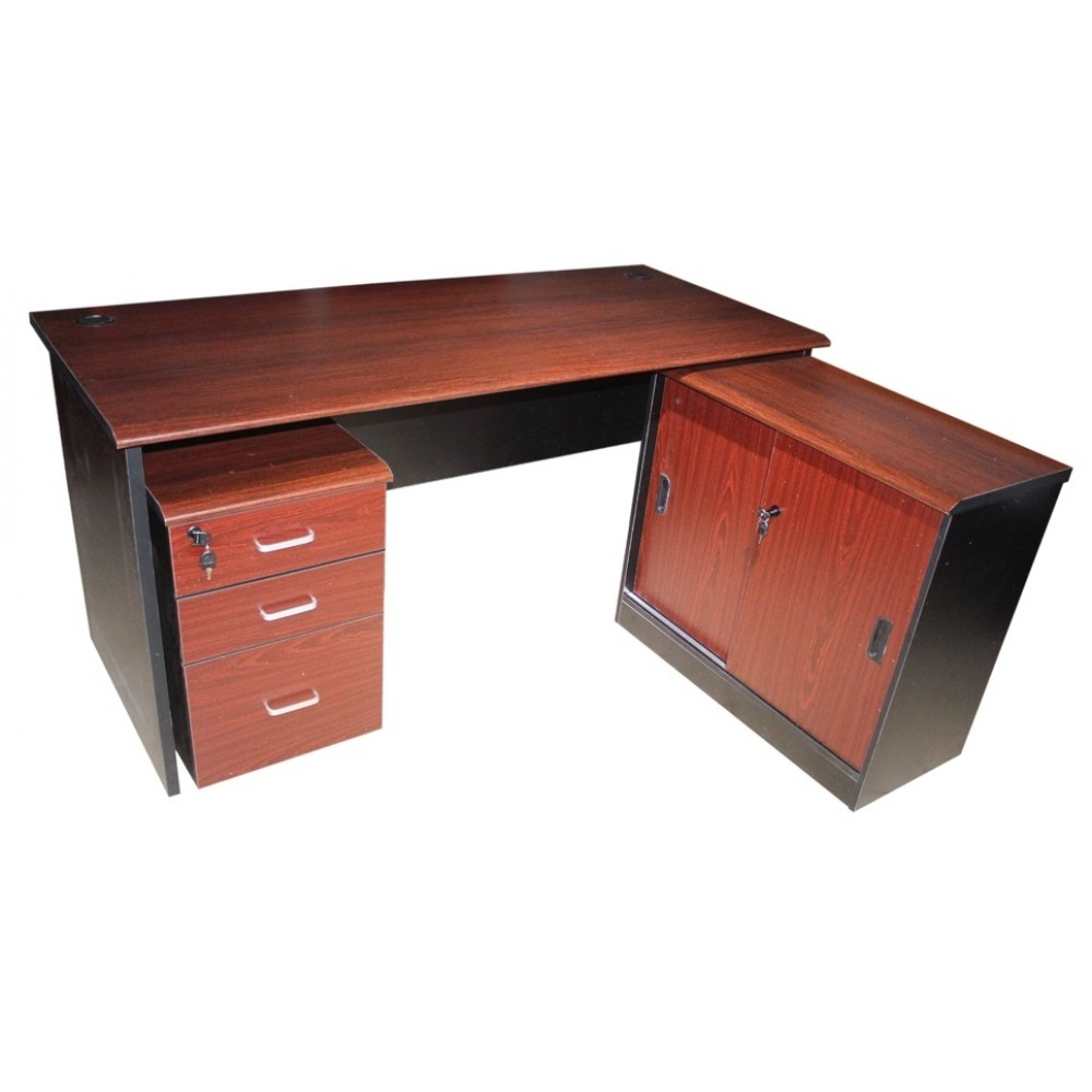 Table de bureau 1.6 M + RETOUR TB-P3304