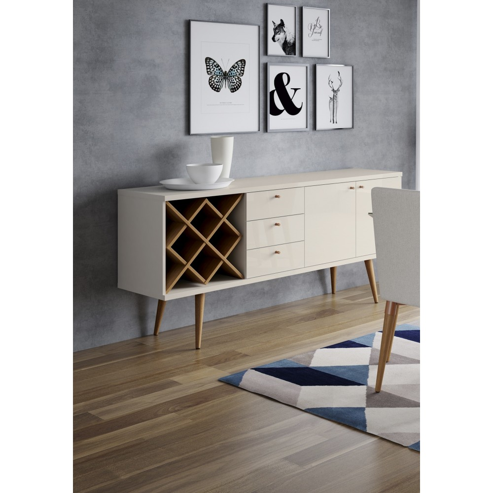 Buffet Liv 1.6 Blanc Nature B-106252
