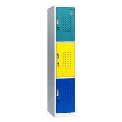 Armoire Metallique 3 Battants AR-AS-011