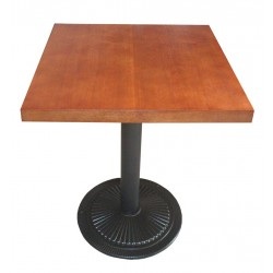 Table de Restaurant TR-60X60 (4 couverts)