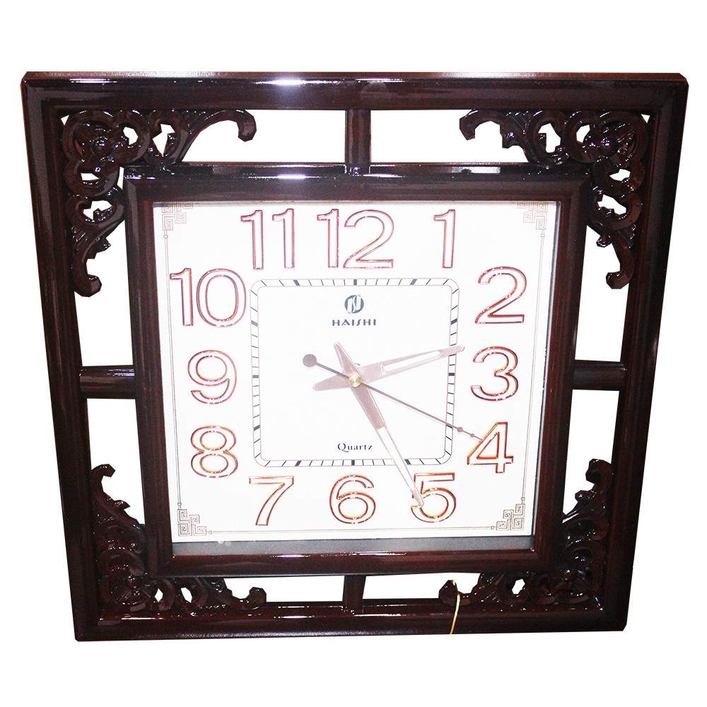 Brown Clock P-24F