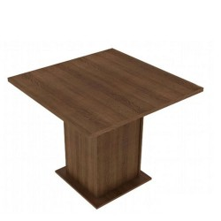 Brown Square Dining Room Table TSM-5295