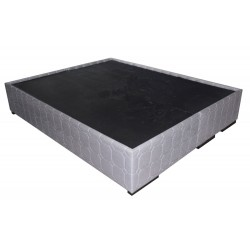 Solid Wood Bed Base (180 X 200 Cm) VIP2