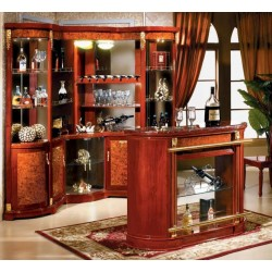 Wine Display Cabinet + counter top BA-826/T02