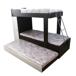 Toddler Bed PACK +3 Mattress 140x190 cm